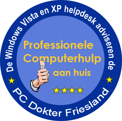 Computerhulp in friesland